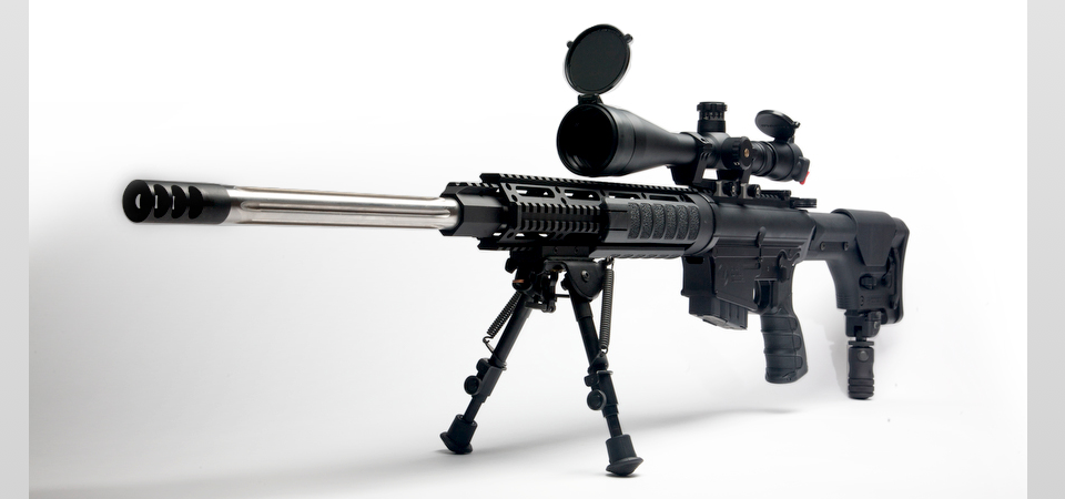 AR-10 Precision Tactical Rifle